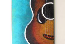 gitar Tablolar