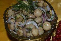 Рецепты маринования грибов