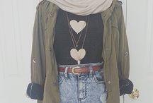 Mikas wardrobe
