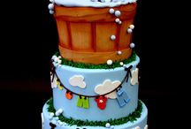 Cakes  / by Kelly Bonner