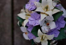 beautiful paper bouquets etc. / by Patty Russes