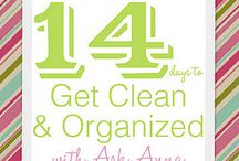 Clean & Organized / by Sarah Howes