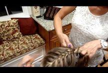 tutorial video hair
