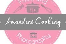 Amandine Cookin
