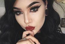 Make up and hair goals