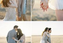Engagement Photography Inspiration / Inspiration for engagement sessions