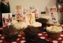 Pin up party / by Esky Rivera