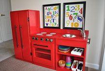 Kids Room and Play stuff