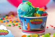 Nuestros Gelatos / ¡Nuestros deliciosos gelatos hechos exclusivamente para divertirte! Encuentranos en facebook. http://www.facebook.com/ElHeladoConBotas