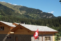 Bojoli Living Rentals / Rental of temporary designed holiday chalets and appartments in Swiss Alps.