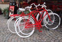 bicycle, bikes