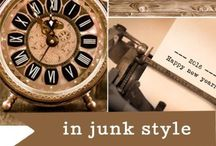 HOLIDAY: New Years Eve / Ring in the new year with creative DIY ideas, recipes and NYE decoration.