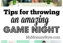 Funtastic Games Night....PJs, Pizza & Piss