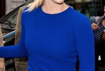 Royal blue trend 2013