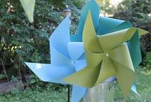Pinwheel / by LWrightG