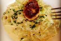 Les 10 plus beaux ravioli au ris de veau / foie gras / La Délicieuse Découverte de la semaine est au Il Teatro, il s'agit des raviolis de ris de veau et foie gras, mais voyez ce qui est proposé de par le monde!