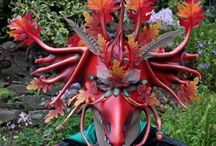 Green Man Masks Pagan Masks / hand made in the U.K.  available from my website