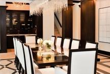 Interior: Dining room