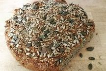 Brote und Kleingebäck salzig