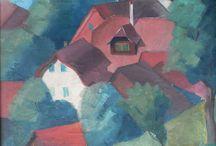 Swiss Artists / Works by Swiss Artists