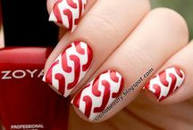 Nail stencils / nail stencils, nail decals, nail stickers, nail wraps, foil nails, bpwomen, BPW, flash nails, minx