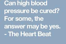 Health: High Blood Pressure