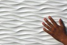 Organiske 3D Overflater / Bilder & Brosjyrer fra mine leverandører av spennende overflater