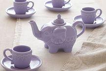 Σερβίτσια για τσάι