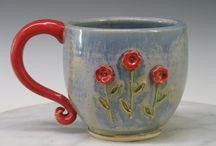 keramika hrnček