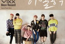 VIXX / VIXX (Korean: 빅스; acronym for Voice, Visual, Value in Excelsis) is a six-member South Korean boy band, signed under Jellyfish Entertainment. All members participated in Mnet's survival reality show MyDOL and were chosen via an elimination system through viewer votes. The name, VIXX, was also chosen by viewer votes. VIXX consists of N, Leo, Ken, Ravi, Hongbin and Hyuk.