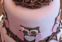 Baby shower cakes / cake