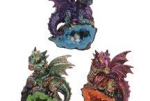Dragon Figurines