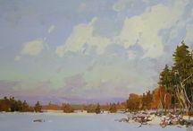 New Hampshire Lakeside