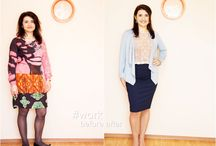 #RealPeople Style Makeover Before&After / Fashion Style Makeover Before & After Style Makeover Image Makeover Before After Real People Fashion Styling #RealPeople Change Of Look