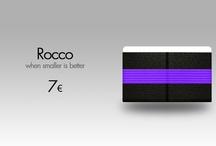 Rocco / Rocco, lo smallet più pratico di sempre! Con un comodo elastico avvolgente. http://smalletwlt.bigcartel.com