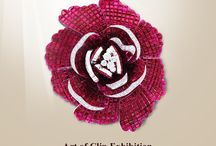 """Art of Clip exhibition / Van Cleef & Arpels invites you to the """"Art of Clip"""" exhibition at the GUM boutique in Moscow from September 3 to 30. A unique selection of brooches from the 1910s to the 1970s  gives an overview of the evolution of Art, Decorative Art and Fashion through the 20th century."""