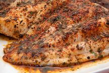 Fish - Catfish, Halibut, Lotte & Monkfish