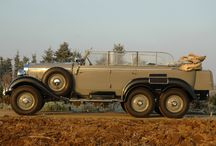 Mercedes G4 1939 and other
