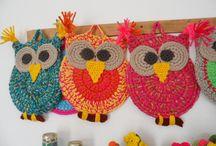 Crochet cocina