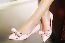 zapatillas puntiagudos