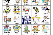 Angličtina Bingo