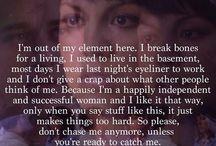 Grey's Anatomy / by Ashton Smith