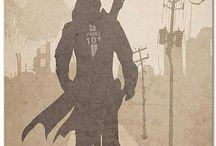 Fallout 4 плакаты