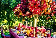 Beautiful tables/Tablescape