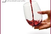 Wine glasses /wijn glazen