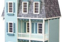 I love dollhouse / Different dollhouses and miniatures. / by Henna