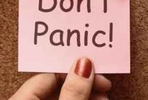 Panick Attack Help! / Learn how to control panick attacks and anxiety by learning how to control your fear of them!