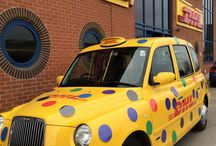 Children in Need / DHL is an official call centre for BBC Children in Need, 15 November 2013.