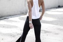 Street Style / Street casual fashion