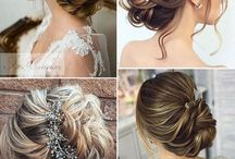 Wedding and up do's